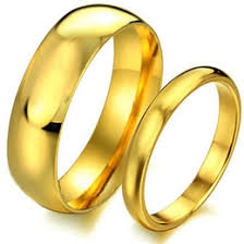 Male Wedding Rings by Discount Male Female Couple Wedding Rings 2017 Male Female
