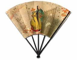 japanese folding fan types of japanese folding fan