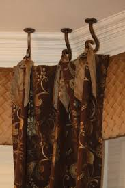 2 5 Inch Curtain Rings by Best 25 Hanging Curtain Rods Ideas On Pinterest How To Hang