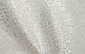 wallpaper snakeskin textiles white atlas ornament pattern
