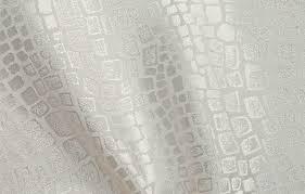 wallpaper snakeskin textiles white atlas ornament pattern