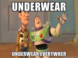 Underwear Meme - underwear underwear everywhere x x everywhere know your meme