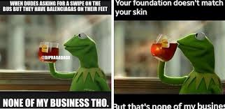 Kermit The Frog Meme - what the vogue magazine top 20 funniest kermit noneofmybusiness