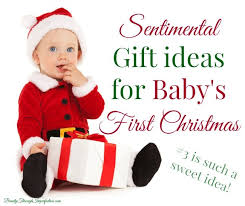 gift ideas for baby s through imperfection