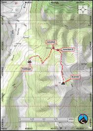Utah County Map Hiking East Mountain Emery County Highpoint Road Trip Ryan