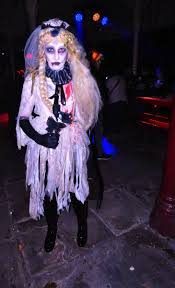 halloween themed entertainment shows lookalike characters and