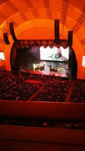 Radio City Floor Plan by Concerts Musicians And Artists