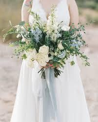 blue wedding flowers dusty blue wedding palette colors blue wedding bouquet decor and