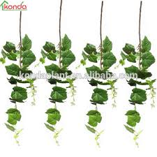 types of ornamental plants artificial plastic vines artificial