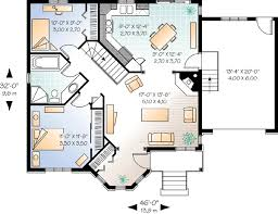 starter home floor plans 2 bedroom starter house plan 21292dr architectural designs