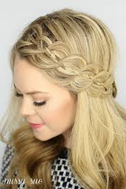 braid hairband inks on yupo headband braids hair style and makeup
