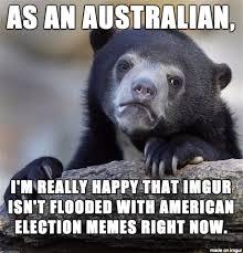 Australian Meme - as an australian meme on imgur