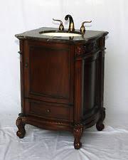Antique Looking Vanities Antique Bathroom Vanity Ebay