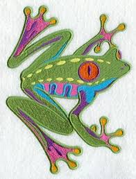 tribal tree frog seems like if you want you could this all
