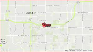 Map Of Chandler Az Crossfit Infernal Chandler Az