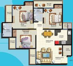 french floor plans floor plan sph propmart pvt ltd french apartments at noida