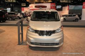 lexus family van 2014 nissan nv200 cargo van 5 the truth about cars