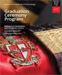 6 graduation program templates examples in word pdf