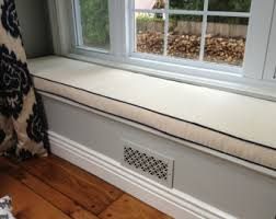 Cushions For Window Bench Mudroom Bench Cushionnotched Sidescustom 41 X