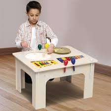 little colorado play table little colorado music table unfinished free shipping 169 95