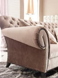 Tufted Rolled Arm Sofa Tufted Sofas 62 With Tufted Sofas Jinanhongyu Com