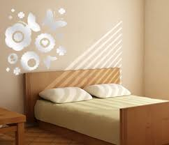 Brilliant Bedroom Wall Paint Designs Ideas For Small Rooms - Bedroom wall design ideas