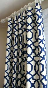 Navy Patterned Curtains Navy Blue Patterned Curtains And Astonishing And