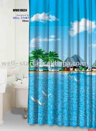 Themed Fabric Shower Curtains Shower Curtains Novelty Home Design