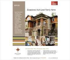 real estate brochure templates free bbapowers info