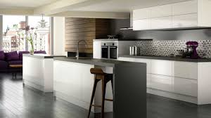 high gloss white modern kitchen cabinets brands options