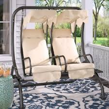 Patio Chair Swing Porch Swings Wayfair