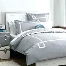 full image for blue and white duvet cover twin light blue grey duvet cover gray navy