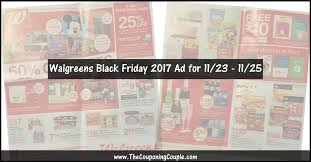walgreens black friday ad 2017 for 11 23 17 11 25 17