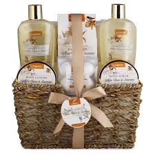 bath and gift sets white deluxe spa bath gift set lovery gifts