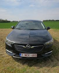 opel insignia 2017 wagon we drove the new opel insignia grand sport affordable excellence