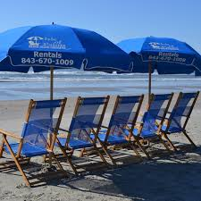 Beach Umbrella And Chairs Beach Chairs And Umbrellas Rentals Iop Beach Chair