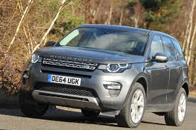 2015 land rover discovery sport 2 2 sd4 diesel hse manual review
