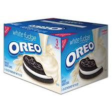 where to buy white fudge oreos white fudge covered oreo 25 5 oz sam s club