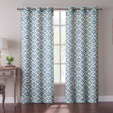Yellow Grommet Curtain Panels by Victoria Classics Tanjiers Grommet Curtain Panel U0026 Reviews