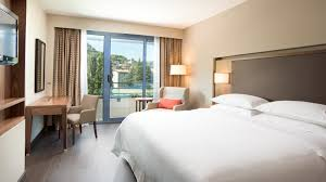 rooms and suites sheraton lake como hotel official website