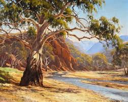 landscape painting artists melvin duffy australian artists and paintings 2