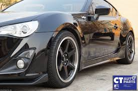 subaru brz body kit trd style side skirts for toyota 86 gt gts subaru brz bodykit ebay