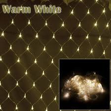 lumineo 9494845 led connect outdoor net lights warm white glass ebay