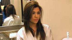 kourtney kardashian cries following weight criticism from scott