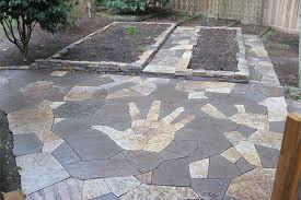 Dry Laid Flagstone Patio Flagstone Patio Prices Flagstone Patio Ideas For Your Garden