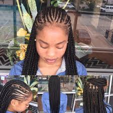 stunningly cute ghana braids styles for 2017 summer braids