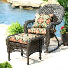 outdoor ottoman cushion replacement round ottoman cushion inspirational patio ottoman cushions and