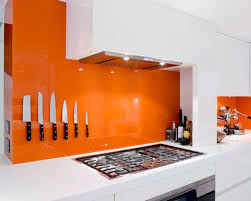 orange kitchen backsplash ideas houzz