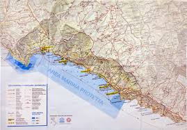 Cinque Terre Italy Map Jeff Shea Map Viewer