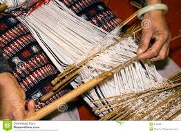 traditional weaving loom stock photos images u0026 pictures 2 212